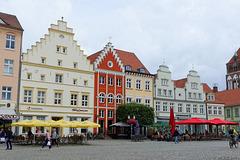 Greifswald - Markt (© Buelipix)