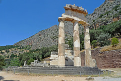 Greece - Tholos of Delphi