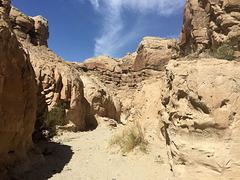 Calcite Mine Slot Canyon Hike (0694)
