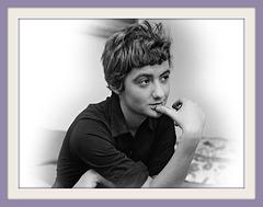 Francoise Sagan, charmant petit monstre