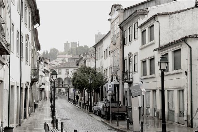 Bragança, rua abaixo