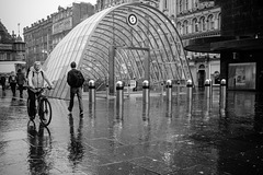 St Enoch Square Subway Station, Glasgow