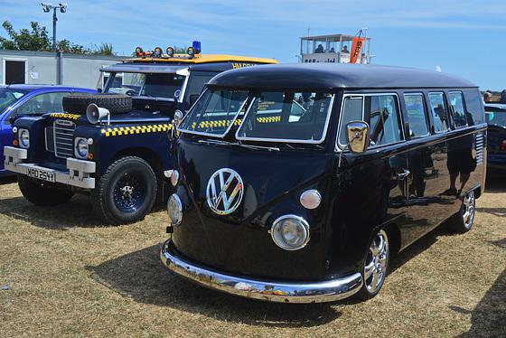 Black VW