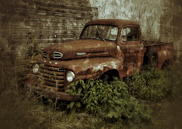 retired rust....