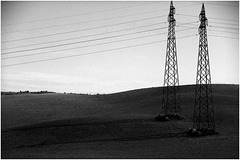 Les pylônes