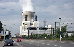 Seraing Centrale power station