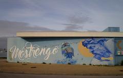 Adamastor mural.