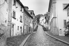 Bragança, rua acima BW