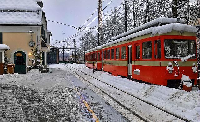 Il treno dei miei desideri..