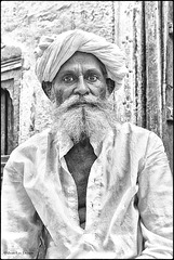Portrait Rajput
