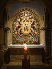 Regensburg - Dom - Madonna im Strahlenkranz