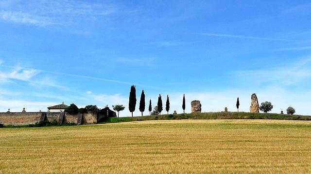 Comme un air de Toscane...