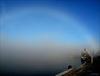 The White Rainbow! (Fog Bow)