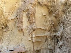Calcite Mine Slot Canyon Hike (0701)