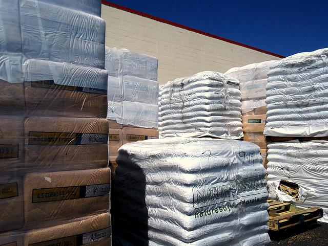 Barnyard supplies