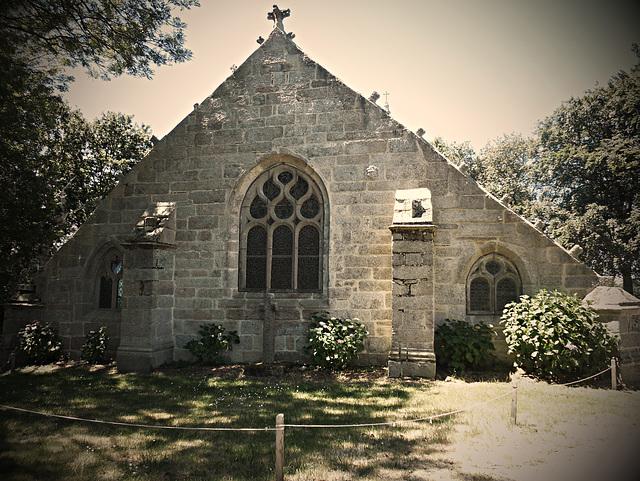 chapelle de Trémalo PONT AVEN