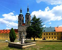 CZ - Tepla - Monastery