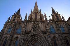 La Cathédrale Sainte-Croix de Barcelone