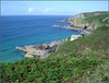 Zennor Coast at Treen