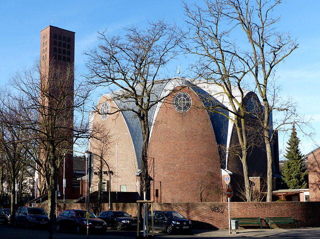Cologne - St. Engelbert
