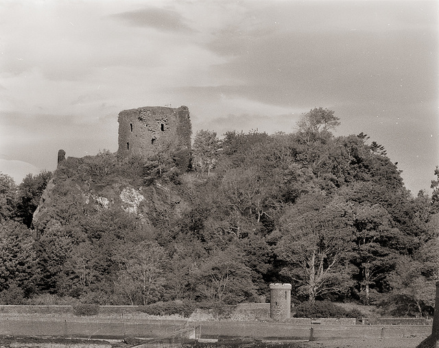 Oban Castle & Gatehouse