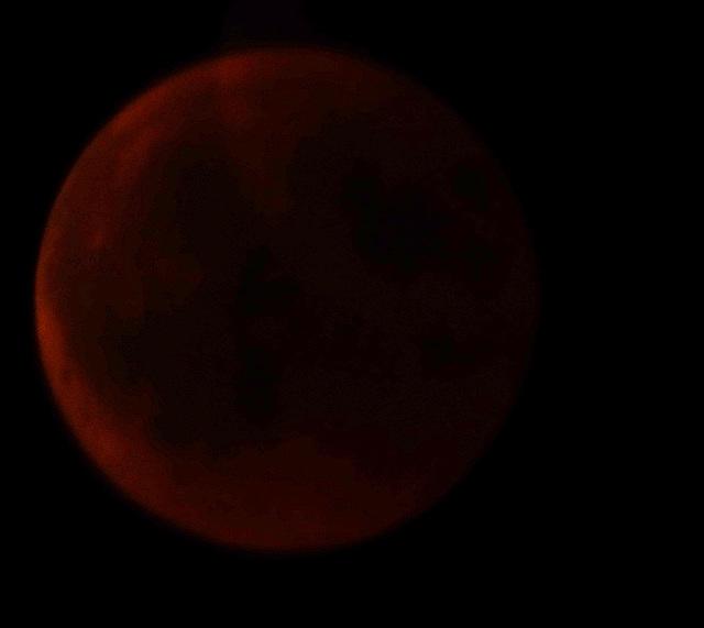 Lunar Eclipse 2018 Freienstein