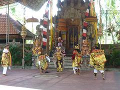 Sukawati Danse traditionnelle du Barong
