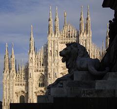 Il Duomo ed il Leone
