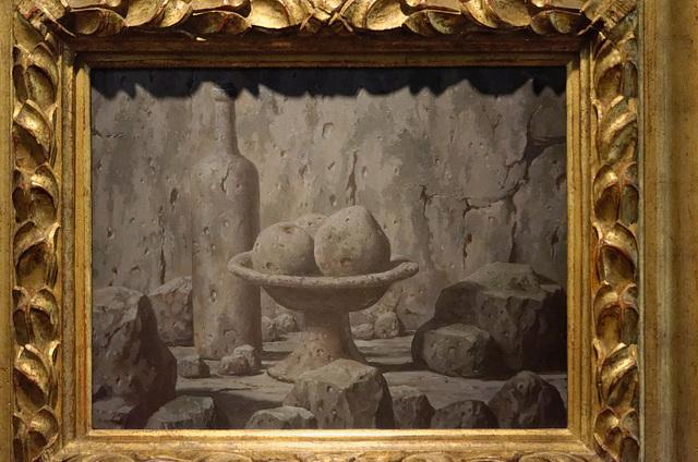 """""""Souvenir de voyage II"""" (René Magritte - 1950)"""