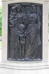 general gordon statue , victoria embankment, london (2)