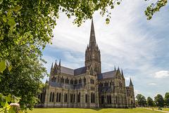 Salisbury Cathedral (2xPiP)