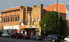 Raton, NM  El Raton theater (# 1111)