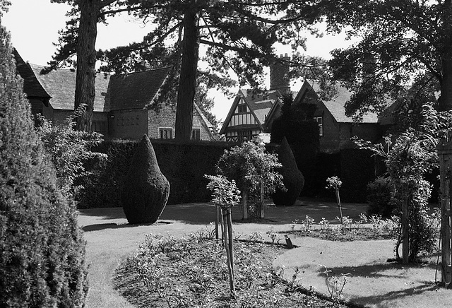 Gardens at Wightwick Manor