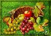 Panier de fruits d'automne***********