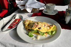 Train to Prague 2019 – Omelette