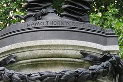 general gordon statue , victoria embankment, london (4)