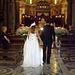 Wedding held in Santa Maria in Trastevere, June 2012