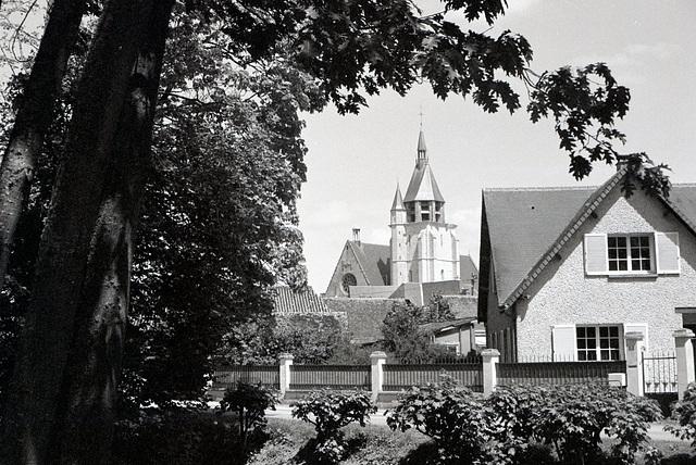 Eglise St-Jacques d'Illiers-Combray