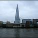 bleak view across the Thames