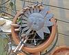 Flower Pot with Wren's Nest
