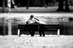 A m' asseoir 5 minutes sur un banc avec toi..