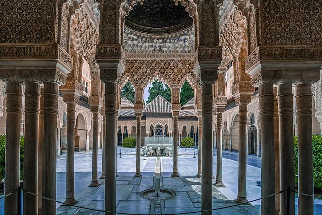 AND 4499 Alhambra, Granada