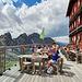 Karlsbad Hut in the Lienz Dolomites (seePiP's)
