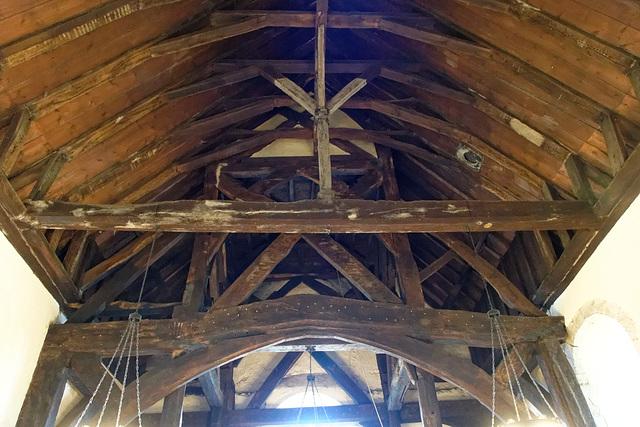 Sutton - All Saints Roof