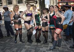 Edinburgh Fringe Festival, 2012