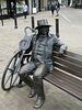 Knaresborough- Blind Jack Sculpture