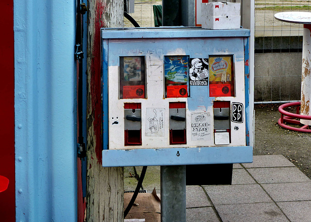 Berlin - Gumball Machine