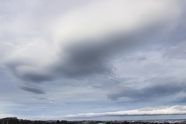 Sheffield wave clouds