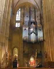 Regensburg - Domorgel