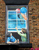 Knaresborough- Trompe l'oeuil Window